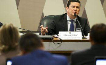 Moro confirma participação em audiência na Câmara dos Deputados para falar sobre conversas publicadas por site