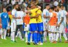 Sob embalo de 'olé', Brasil vence Argentina no Mineirão