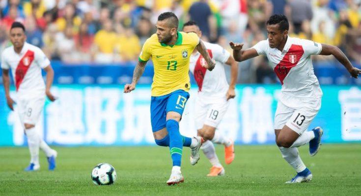 Copa América terá final inédita entre Brasil e Peru; partida será domingo no Maracanã