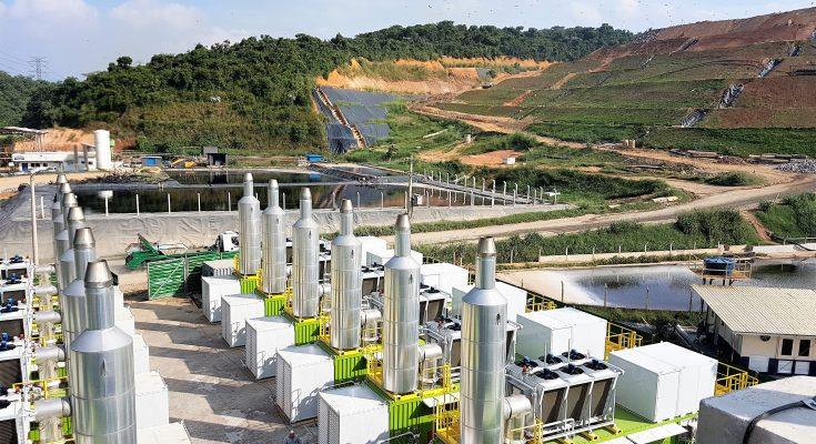 Rio inaugura usina termelétrica movida a lixo; unidade vai gerar energia para 70 mil casas