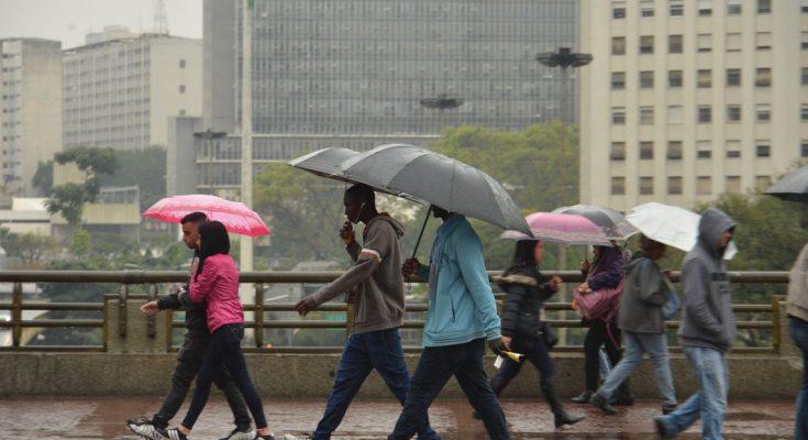 Inpe prevê déficit de chuvas na parte central do país e na Região Norte