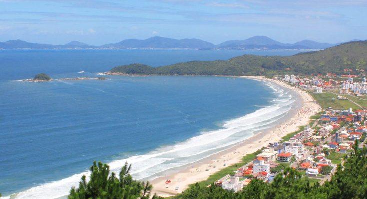 Praias de Governador Celso Ramos – Santa Catarina – Brasil