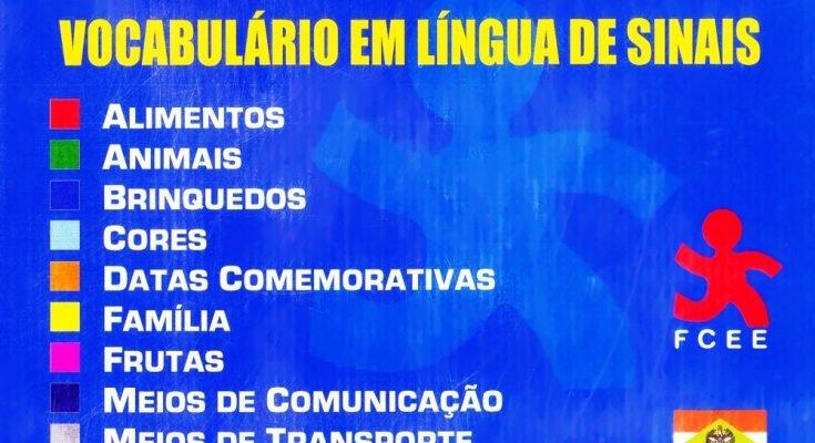 Vocabulário em Língua de Sinais é disponibilizado para download